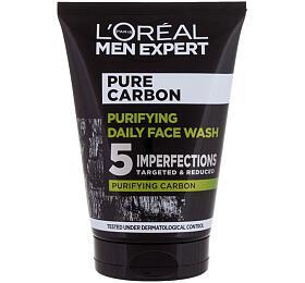 Čisticí gel L´Oréal Paris Men Expert, 100 ml (Purifying Daily Face Wash) - L´Oreal ParisA