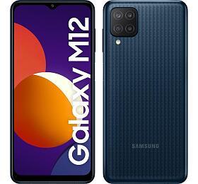 Mobilní telefon Samsung Galaxy M12 4GB/128GB, černý - Samsung