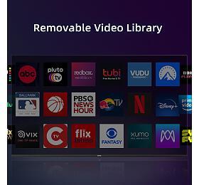 UHD LED TV CHiQ U55H7A - CHiQ