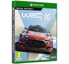 XONE - WRC 10 - Ubisoft