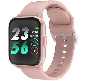 Chytré hodinky Sponge Smartwatch Watch One, růžové (SW1000001P) - Sponge