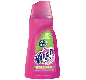 Vanish Oxi Action Extra Hygiene tekutý odstraňovač skvrn 940 ml - VANISH