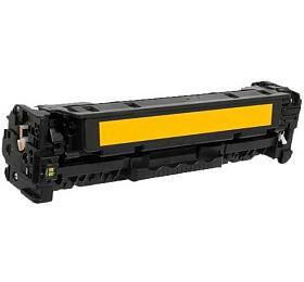Kompatibilní toner HP CF402X - 201X - žlutý - HP
