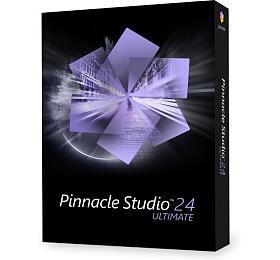 PinnacleStudio25Ultimate (PNST25ULMLEU) - Corel