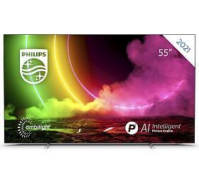 UHD OLED TV Philips 55OLED806 - Philips
