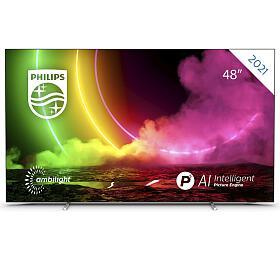 UHD OLED TV Philips 48OLED806 - Philips