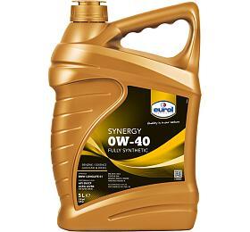 Motorový olej Eurol Synergy 0W-40 5l - EUROL
