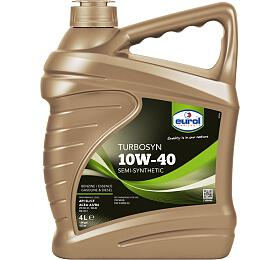 Motorový olej Eurol Turbosyn 10W-40 4l - EUROL