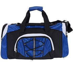 Taška sportovní XQMAX 58x26x22 cm modrá KO-DB7750250modr - Xqmax