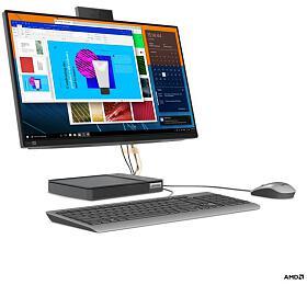 Lenovo IdeaCentre AIO 5 24ALC6 AMD Ryzen 5/12GB/SSD 512GB/23,8