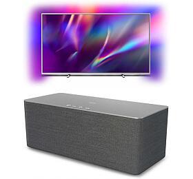 SET UHD LED TV Philips 75PUS8505 + TAW6505 - Philips