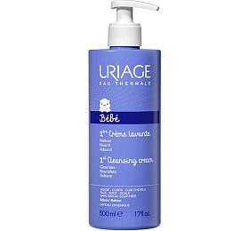 Uriage Bébé čisticí krém na tvář, tělo a vlasy 500 ml - Uriage Eau Thermale