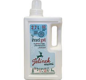 Jelen Jelínek mimi prací gel s panthenolem 2,7 l (60 praní) - Jelen