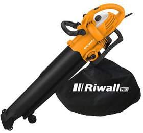 Vysavač listí Riwal REBV 3000 - Riwall