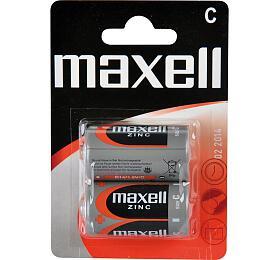 Baterie alkalická Maxell R14 2BP Zinc 2x C - Maxell