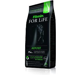 Granule FITMIN dog For Life Adult 15 kg - FITMIN