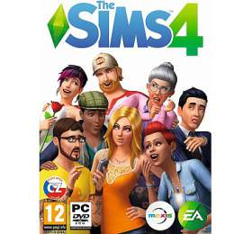 Hra EA PC THE SIMS 4 Standard Edition - EA Games