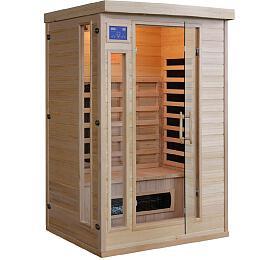 Sauna HealthLand DeLuxe 2220 CB/CR - HealthLand