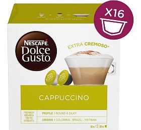 NESCAFÉ® Dolce Gusto® Cappuccino kávové kapsle 16 ks - Nescafé Dolce Gusto