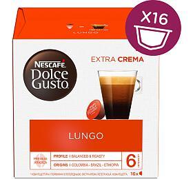 NESCAFÉ® Dolce Gusto® Lungo kávové kapsle 16 ks - Nescafé Dolce Gusto