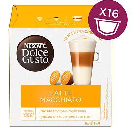 NESCAFÉ® Dolce Gusto® Latte Macchiato kávové kapsle 16 ks - Nescafé Dolce Gusto