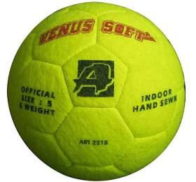 ACRA H1 Halový kopací míč - melton - Acra