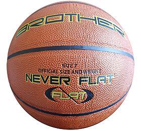 BROTHER Míč basketbalový X6000 - umělá kůže - Acra