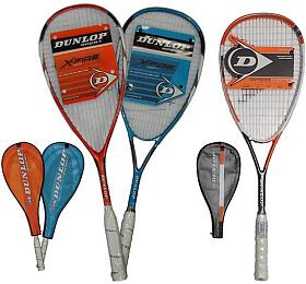 Dunlop Raketa squashová kompozitová G2451 - Dunlop