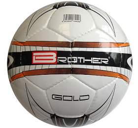 ACRA K2 Fotbalový míč BROTHER GOLD velikost 5 - Brother Sport