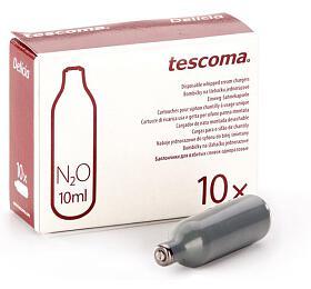 Bombičky na šlehačku jednorázové Tescoma DELÍCIA, 10 ks - Tescoma