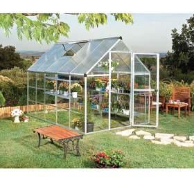 Polykarbonátový skleník Palram hybrid 6x10 - Palram