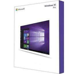 OEM Windows Pro 10 64Bit CZ 1pk DVD 2 ks + Wireless Desktop 2000 USB (FQC-08926) - Microsoft