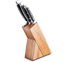 Nůž kuchyňský Lamart LT2057 SET 3 NOŽŮ V BLOKU DAMAS - Lamart