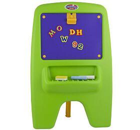 Dětská magnetická tabule G21 s klipem - G21