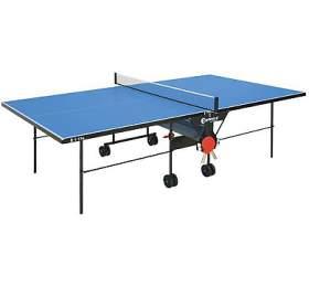 Sponeta S1-13e stůl na stolní tenis venkovní modrý - Acra