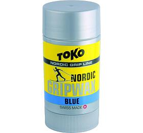 Toko stoupací vosk Nordic Grip Wax 25g, Blue 25 g 2018-2019 - TOKO