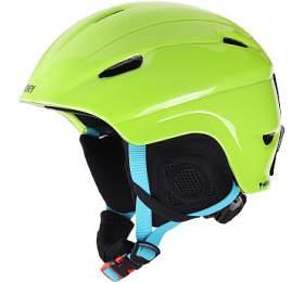 Lyžařská helma Hatchey BABE Green, XS 52-54cm - Hatchey