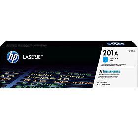 Toner HP 201A, 1400 stran originální - modrý - HP