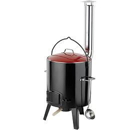 Gulášový kotlík s topeništěm Activa Stew - Activa