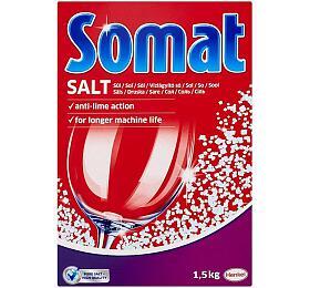 Sůl do myčky Somat 3x ACTION 1,5 KG - Somat