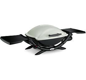 Plynový gril Weber Q 2000 Titan - Weber
