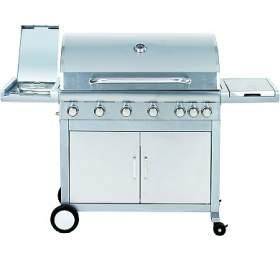 Plynový gril G21 Mexico BBQ Premium line, 7 hořáků + redukční ventil - G21