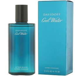Voda po holení Davidoff Cool Water, 75 ml - Davidoff
