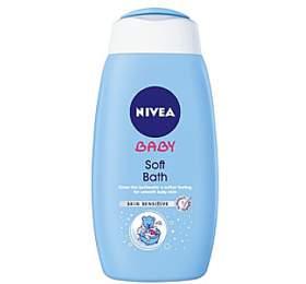 Krémová pěna do koupele Nivea Baby 500 ml - Nivea