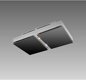 Odsavač par AirForce F160 TLC 85 BK/X - AirForce