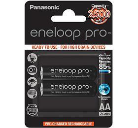Nabíjecí tužkové baterie Panasonic HR6 AA 3HCDE/2BE ENELOOP PRO - Panasonic