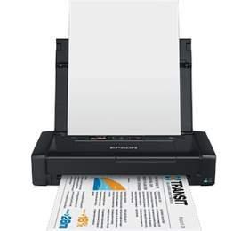 Tiskárna inkoustová Epson WF-100W A4, 7str./min, 4str./min, 4800 x 1200, - černá - Epson