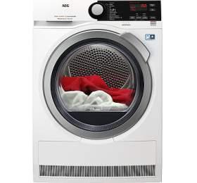 Sušička prádla AEG AbsoluteCare® T8DBE68SC - AEG