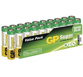 Alkalická baterie GP Super AAA (LR03) - GP
