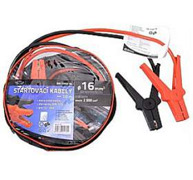 Startovací kabely Compass 16 délka 3m TÜV/GS DIN72553 - Compass